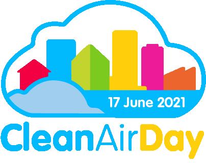 Clean Air Day 2021 Logo
